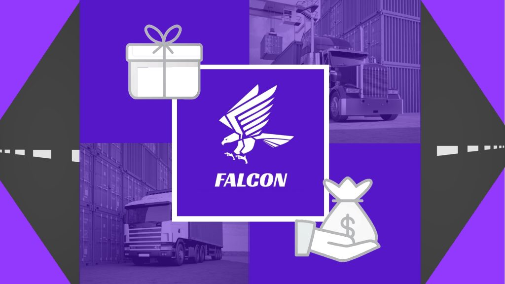 "Cargo, Freight & Courier: Same-day delivery/courier service.  Falcon Transportation and Logistics, LLC  ""We deliver desk to desk, dock to dock and city to city.""   falcontransportsandlogistics@gmail.com  (513) 771-4333  FAX-(513-818-8022"